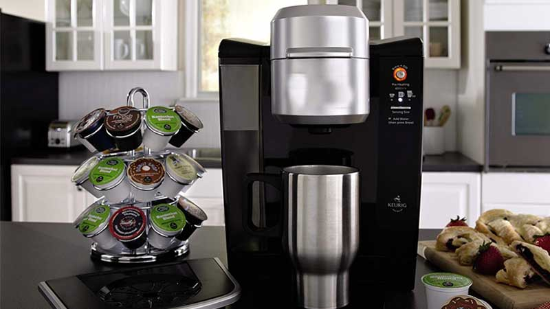 Recommended Single Cup Coffee Makers