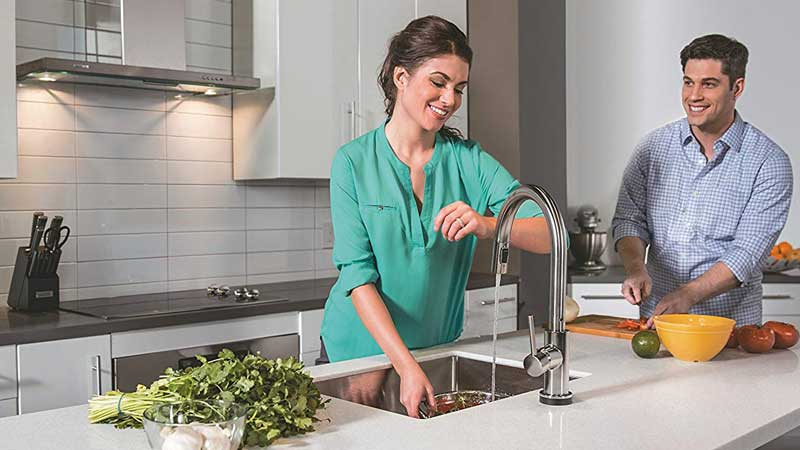 Recommended Touch Kitchen Faucets