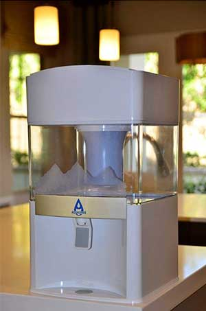 AQUASPREE Countertop Water Filter