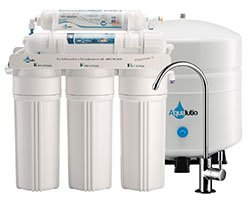 AquaLutio 5 Stage Reverse Osmosis Filtration Water Filter System