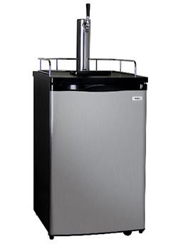 Egco Single Tap Freestanding Beer Dispenser
