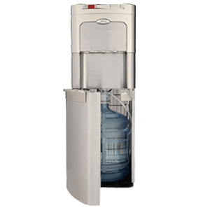 Glacial Maximum Stainless Self Cleaning Base Load Water Cooler with Hot & Cold Water Dispenser