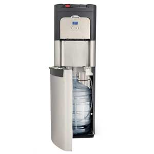 Whirlpool Stainless Steel Bottom Loading Water Dispenser