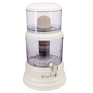 Zen Water Systems Countertop Water Filter