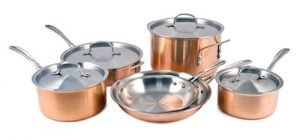 Calphalon Tri-Ply 10 Piece