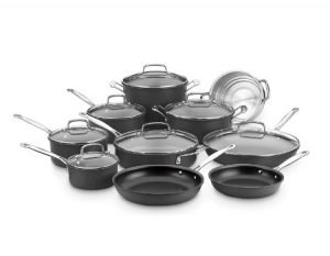 Cuisinart 66-17N Chefs Classic Anodized Cookware