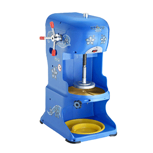 New Great Northern Ice Cub Commercial Shaved Ice Machine