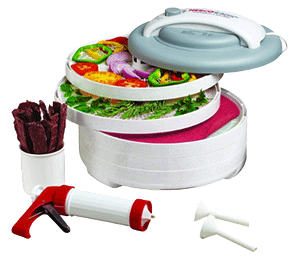 Nesco FD-61WHC Food Dehydrator