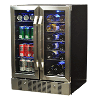 NewAir 18 Bottle Wine Refrigerator