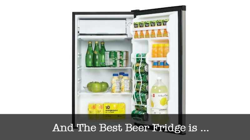 The Best Beer Fridge