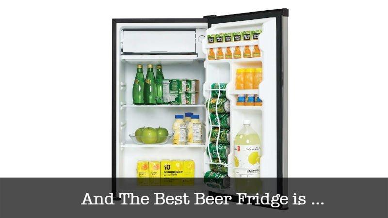 The Best Beer Fridge