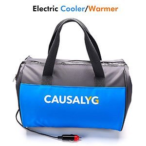 Causalyg 20 Can Portable Thermoelectric Cooler