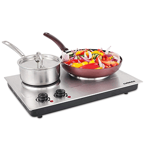 Cusimax 1800W Portable Electric Stove