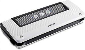 Gourmia GVS435 Stainless Steel Vacuum Sealer