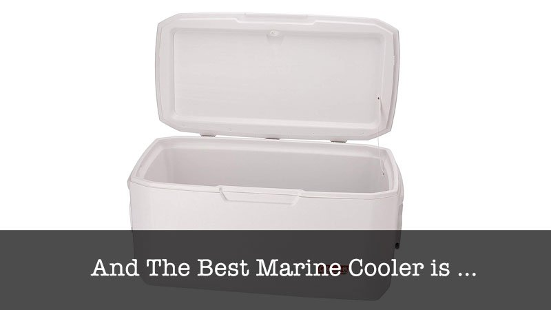 The Best Marine Coolers