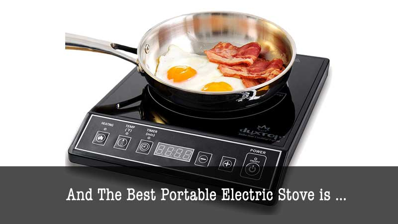 The Best Portable Electric Stove