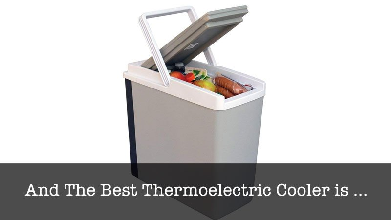 The Best Thermoelectric Cooler
