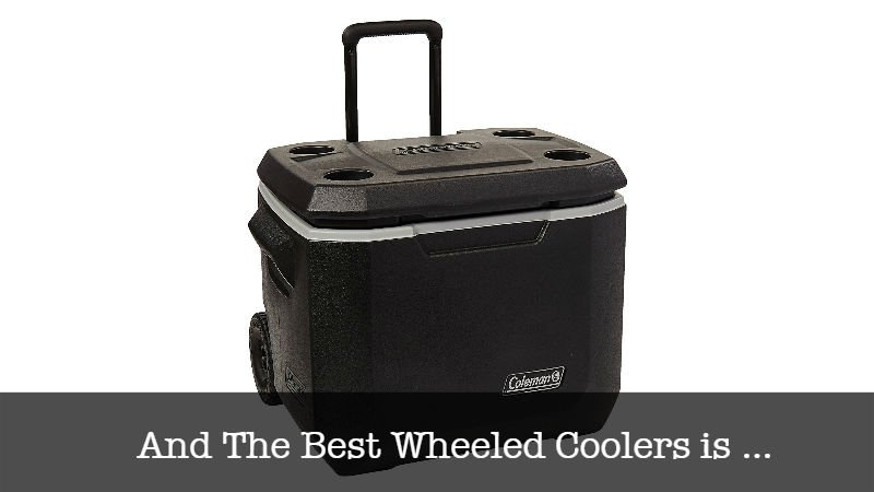 The Best Wheeled Coolers