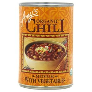Amys Organic Canned Chili
