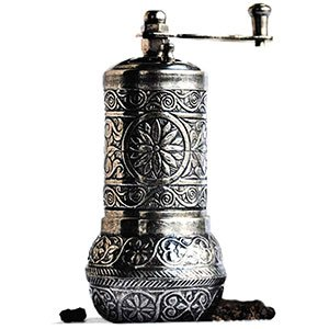 Bazaar Anatolia Pepper Mill and Spice Grinder