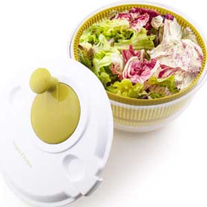 Utopia Kitchen Salad Spinner