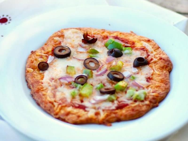 Chewy Pizza Crust