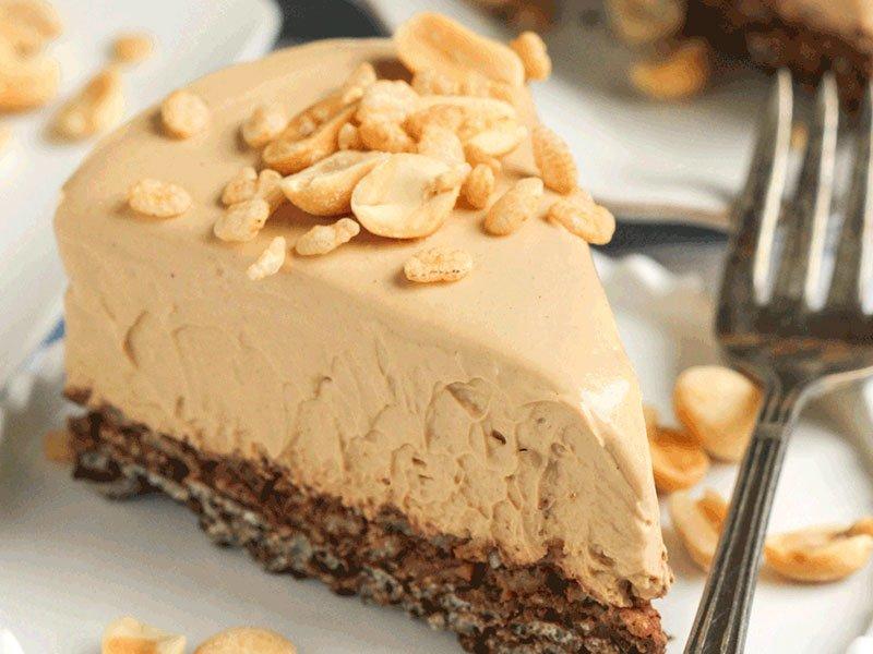 Chocolate Crunch Pie
