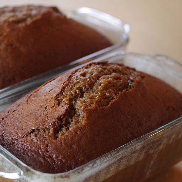 Pumpkin Bread With Cake Mix