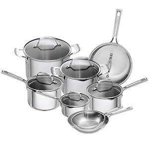 Emeril Lagasse Stainless Steel Cookware
