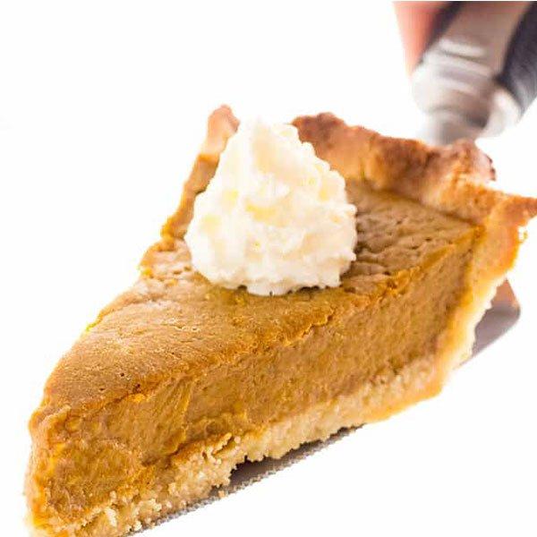 Keto Butter Pie