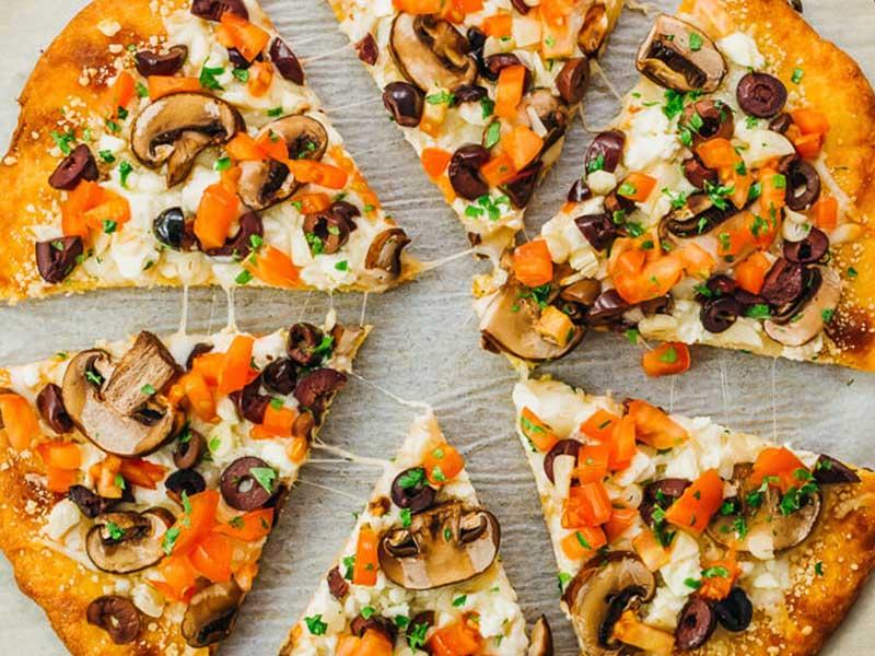 Keto Pizza Crust