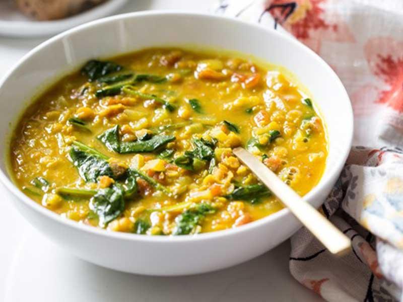 Lentil Quinoa Detox Soup