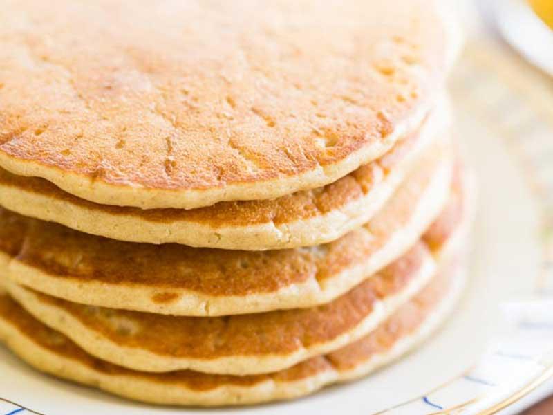 Oat Flour Pancake