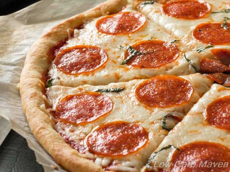 Pepperoni Pizza Crust