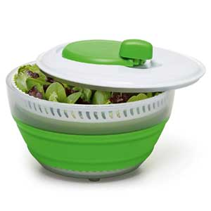 Prepworks Progressive Collapsible Salad Spinner