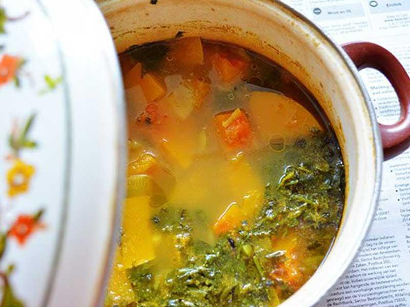 Pumpkin Detox Soup