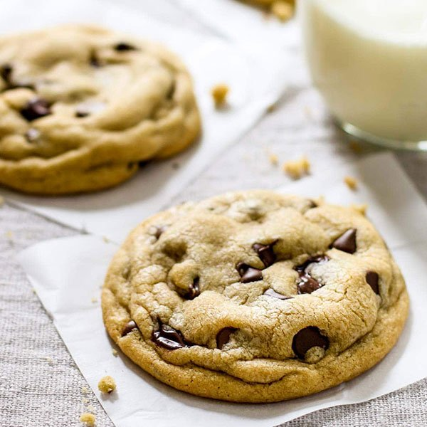 Soft Chocolate Chips Cookies