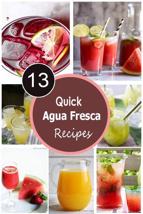 Agua-Fresca-Recipes