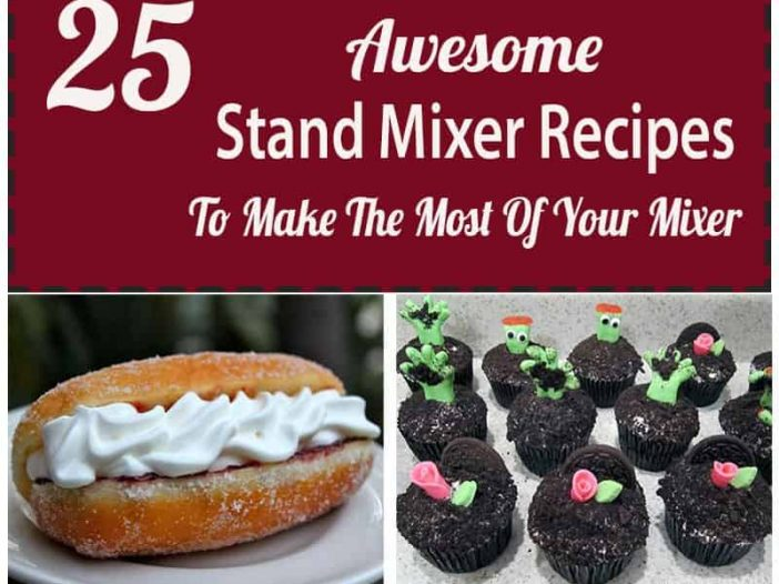 awesome stand mixer recipes