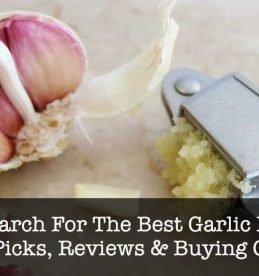 best garlic presses