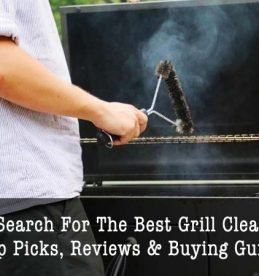 best grill cleaner