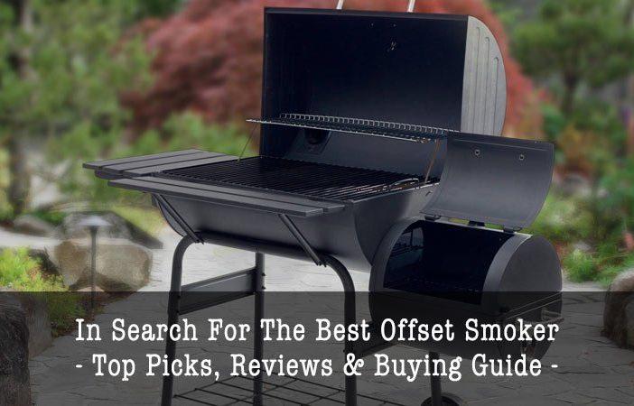 best offset smoker