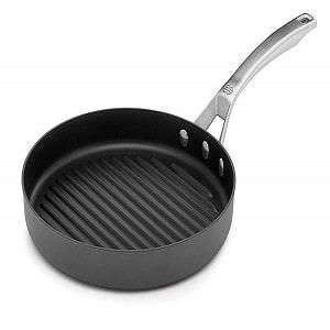 calphalon 1948254 signature-hard-anodized nonstick grill pan