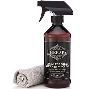 Therapy Premium Stainless Steel Cleaner