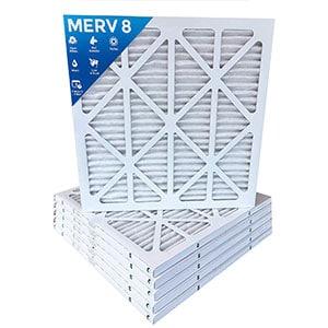 20 22 1 mrev 8 pleated ac furnace air filters