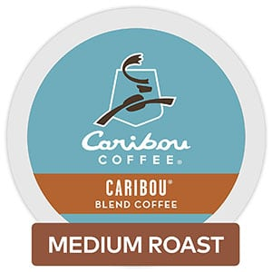 caribou coffee caribou blend k cup
