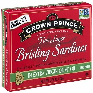 crown prince two layer brisling