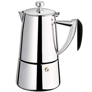 cuisinox roma 6 cup expresso maker
