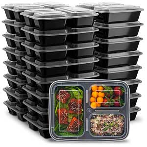 ez prepa prep containers with lids
