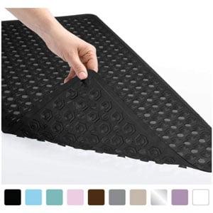 gorilla grip original patented bathtub mat